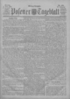 Posener Tageblatt 1900.04.02 Jg.39 Nr155