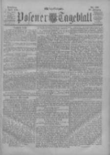 Posener Tageblatt 1900.04.03 Jg.39 Nr157