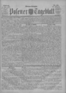 Posener Tageblatt 1900.04.04 Jg.39 Nr158