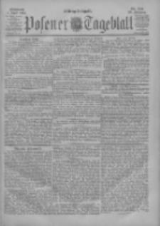 Posener Tageblatt 1900.04.04 Jg.39 Nr159