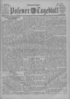 Posener Tageblatt 1900.04.06 Jg.39 Nr162