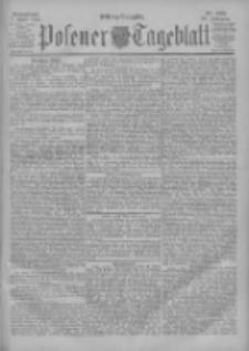 Posener Tageblatt 1900.04.07 Jg.39 Nr165