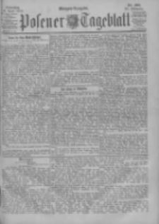 Posener Tageblatt 1900.04.10 Jg.39 Nr168