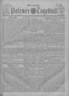 Posener Tageblatt 1900.04.10 Jg.39 Nr169