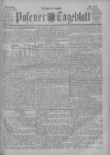 Posener Tageblatt 1900.04.11 Jg.39 Nr170