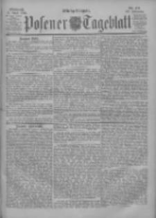 Posener Tageblatt 1900.04.11 Jg.39 Nr171