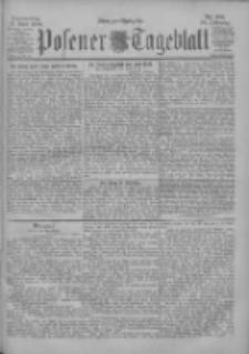 Posener Tageblatt 1900.04.12 Jg.39 Nr172
