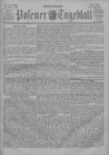 Posener Tageblatt 1900.04.12 Jg.39 Nr173