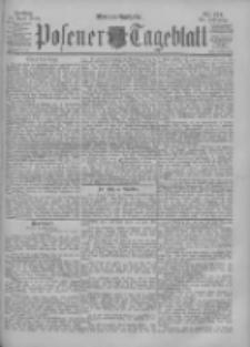 Posener Tageblatt 1900.04.14 Jg.39 Nr174