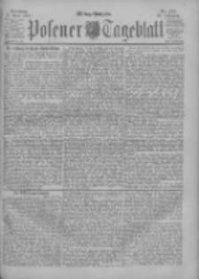 Posener Tageblatt 1900.04.17 Jg.39 Nr177