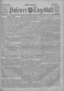 Posener Tageblatt 1900.04.19 Jg.39 Nr181