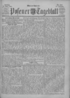 Posener Tageblatt 1900.04.20 Jg.39 Nr182