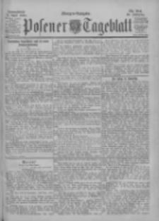 Posener Tageblatt 1900.04.21 Jg.39 Nr184