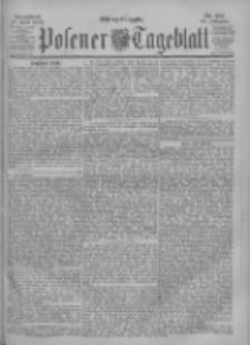 Posener Tageblatt 1900.04.21 Jg.39 Nr185