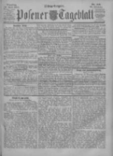 Posener Tageblatt 1900.04.24 Jg.39 Nr189