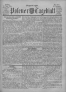 Posener Tageblatt 1900.04.27 Jg.39 Nr195