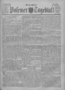 Posener Tageblatt 1900.04.28 Jg.39 Nr197