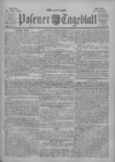 Posener Tageblatt 1900.04.30 Jg.39 Nr199