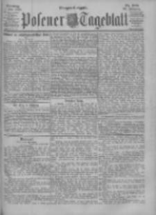 Posener Tageblatt 1900.05.01 Jg.39 Nr200