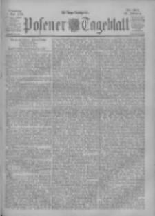 Posener Tageblatt 1900.05.01 Jg.39 Nr201