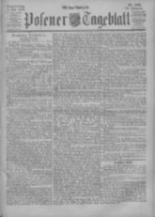 Posener Tageblatt 1900.05.03 Jg.39 Nr205