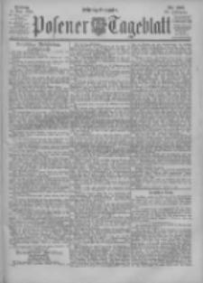 Posener Tageblatt 1900.05.04 Jg.39 Nr207