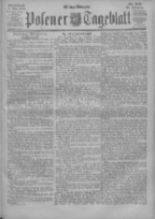 Posener Tageblatt 1900.05.05 Jg.39 Nr209