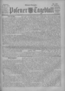 Posener Tageblatt 1900.05.06 Jg.39 Nr210