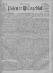 Posener Tageblatt 1900.05.07 Jg.39 Nr211