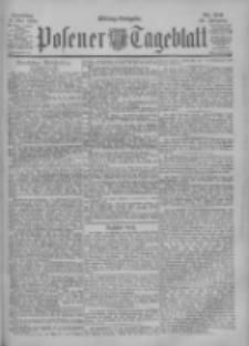 Posener Tageblatt 1900.05.08 Jg.39 Nr213