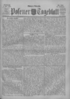 Posener Tageblatt 1900.05.09 Jg.39 Nr214