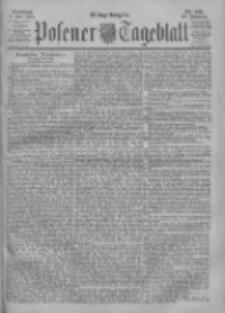 Posener Tageblatt 1900.05.09 Jg.39 Nr215