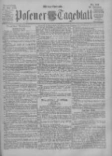 Posener Tageblatt 1900.05.10 Jg.39 Nr217