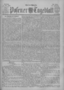 Posener Tageblatt 1900.05.11 Jg.39 Nr218