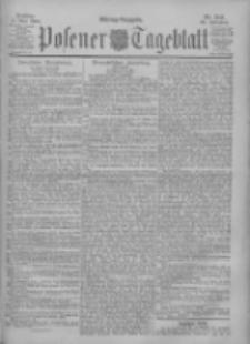 Posener Tageblatt 1900.05.11 Jg.39 Nr219