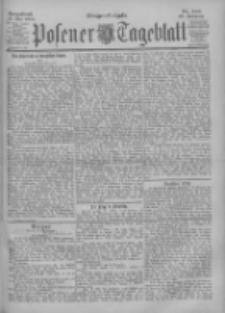 Posener Tageblatt 1900.05.12 Jg.39 Nr220