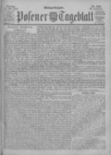 Posener Tageblatt 1900.05.14 Jg.39 Nr223