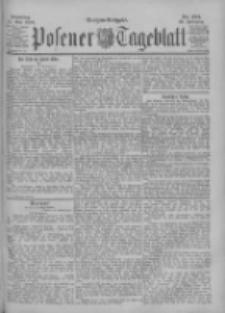 Posener Tageblatt 1900.05.15 Jg.39 Nr224