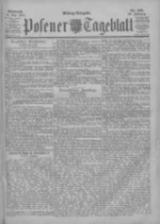 Posener Tageblatt 1900.05.16 Jg.39 Nr227