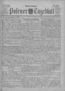 Posener Tageblatt 1900.05.17 Jg.39 Nr228