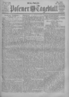 Posener Tageblatt 1900.05.17 Jg.39 Nr229