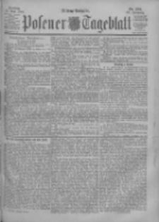 Posener Tageblatt 1900.05.18 Jg.39 Nr231
