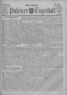 Posener Tageblatt 1900.05.19 Jg.39 Nr232