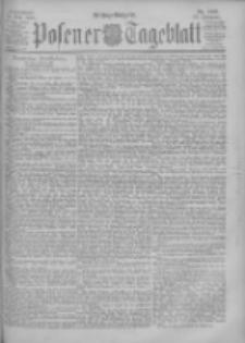 Posener Tageblatt 1900.05.19 Jg.39 Nr233