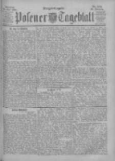 Posener Tageblatt 1900.05.20 Jg.39 Nr234