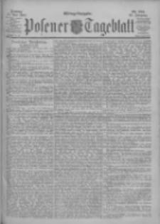 Posener Tageblatt 1900.05.25 Jg.39 Nr241