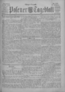 Posener Tageblatt 1900.05.26 Jg.39 Nr242