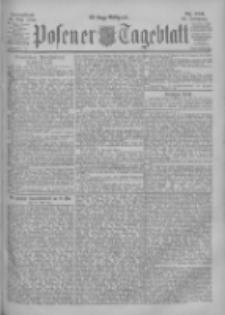 Posener Tageblatt 1900.05.26 Jg.39 Nr243