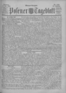 Posener Tageblatt 1900.05.29 Jg.39 Nr246