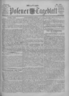 Posener Tageblatt 1900.05.29 Jg.39 Nr247